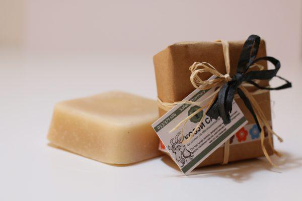 органски козји сапун